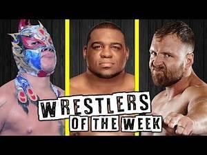 Wrestlers Of The Week (6 Dec) | WWE NXT, AEW Dynamite, Dragon Gate & More!
