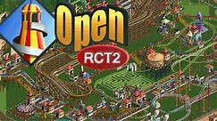 Roller Coaster Tycoon 2 - Electric Fields