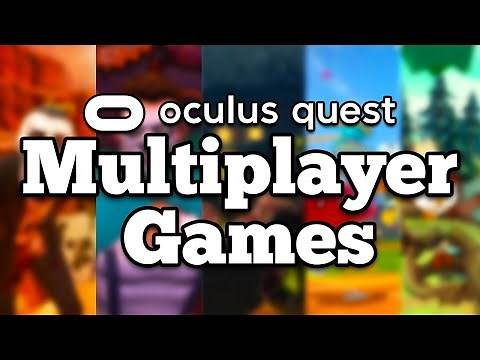 All Oculus Quest Multiplayer Games | Every Social Game and Experience