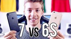 Comparatif iPhone 7 vs iPhone 6s - QUELLES DIFFERENCES ?