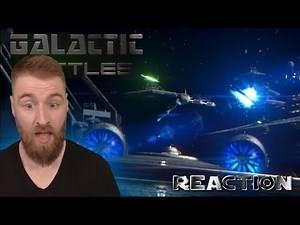 Galactic Battles: A Crossover Fan Film (2018) - Reaction!