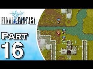 Final Fantasy I (iOS) #16 - Melmond