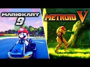 Leak Update on Upcoming Switch Games: Mario Kart 9, Metroid & More! [Rumor]
