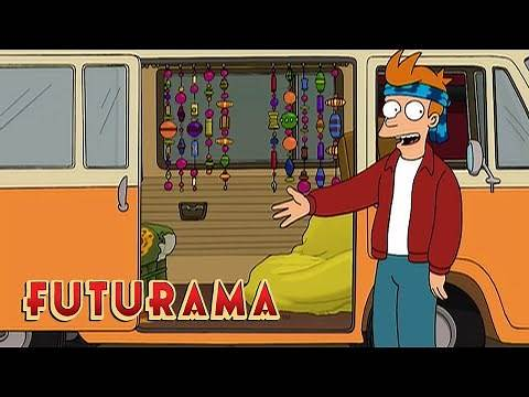 FUTURAMA | Season 3, Episode 13: Bender's Accident | SYFY