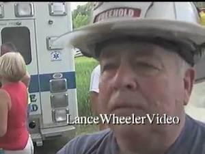 Glider Pilot Escapes Death-Lance Wheeler Video