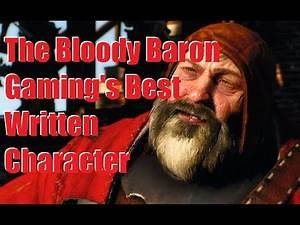 The Bloody Baron Questline: The Best Writing Games Have To Offer