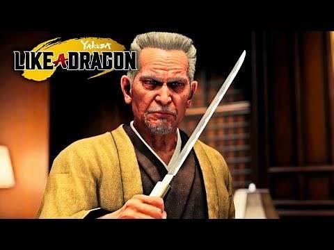 Yakuza: Like a Dragon - Chapter #4 - The Dragon of Yokohama (2/2)
