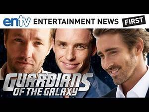 Guardians Of The Galaxy (2014) Cast Preview - Joel Edgerton, Eddie Redmayne And Lee Pace