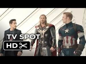 Avengers: Age of Ultron TV SPOT - #1 Movie in the World (2015) - Marvel Sequel HD