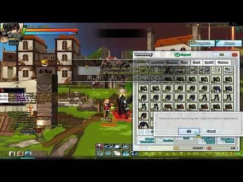 [Elsword] Upgrading apocalypse type void weapon to stage 15