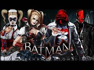 Batman Arkham Knight: DLC Skins Ideas!