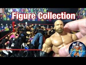 WWE FIGURE COLLECTION 2020