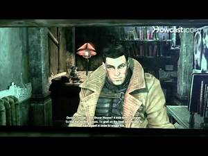 Batman Arkham City Side Mission - Identity Theft (2 of 2) [HD]