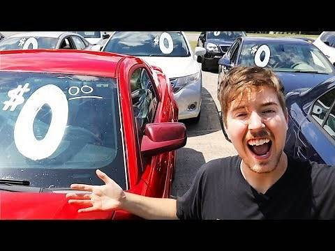 I Opened A Free Car Dealership