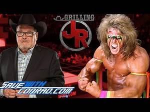 Jim Ross shoots on The Ultimate Warrior Wrestling school
