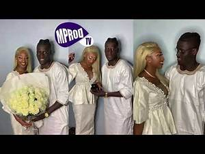 IMAGES YOU AMOUL FENE:SUR LE MARIAGE DE KARA MBODJ ET DE FATOU MBAYE MISS SN EN FRANCE