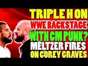 What Happened After RAW Went Off Air Today! Triple H On WWE Backstage ! Wrestling News!