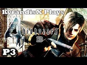 KyrX Plays: Resident Evil 4 HD -P3- Boulder dash success first try!