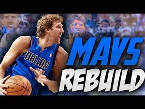 Rebuilding the Dallas Mavericks! EPIC TRADES!! - NBA 2K17 MYLEAGUE
