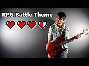 Tabula Rasa [Video Game Battle Theme] (Rock Version) || Shady Cicada