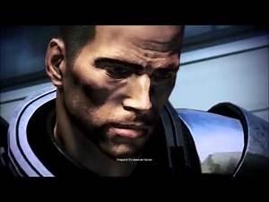 Mass Effect 3 Kaiden Alenko's Death Killed by Shephard Renegade (Betrayal)