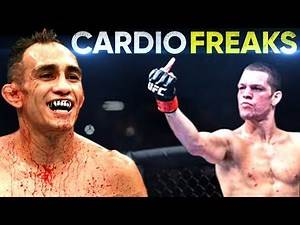 10 Cardio Freaks In The UFC | 2019