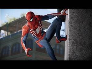 Spider-Man Official 4K Trailer - E3 2017: Sony Conference