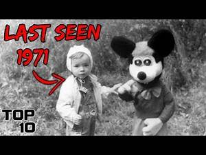 Top 10 Scary Times People Disappeared - Part 2