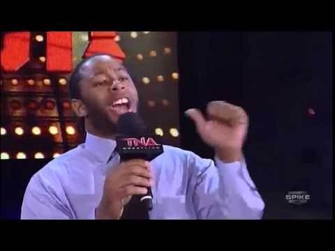 Jay Lethal and Ric Flair Funny Promo