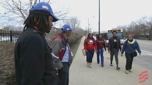Upworthy - These veterans are standing on Chicago's most...