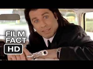 Film Fact - Pulp Fiction (1994) Shooting Marvin in the Face HD Movie