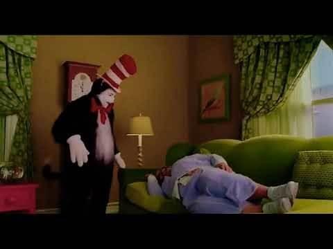 "Dr. Seuss' Cat in the Hat ""Phunometer scene"""