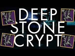 Deep Stone Crypt Raid - Destiny 2