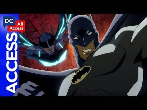Batman: Bad Blood Official Trailer Frank Miller @ NYCC [HD 720p]