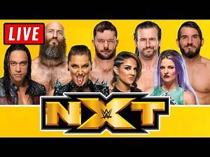 🔴 WWE NXT Live Stream August 26th 2020 - Watch Along Reactions