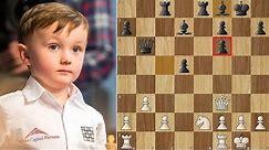 4 Year Old Chess Prodigy Misha vs 95 Year Old GM Yuri Averbakh