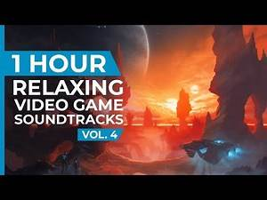1 Hour of Relaxing Video Game Music to Study|Vol. 4