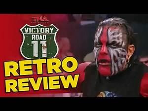 Retro Ups & Downs: TNA Victory Road 2011