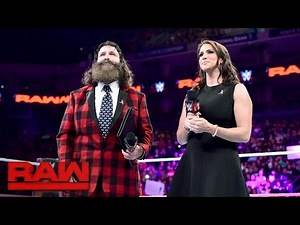 Mick Foley's Hell in a Cell address: Raw, Oct. 10, 2016