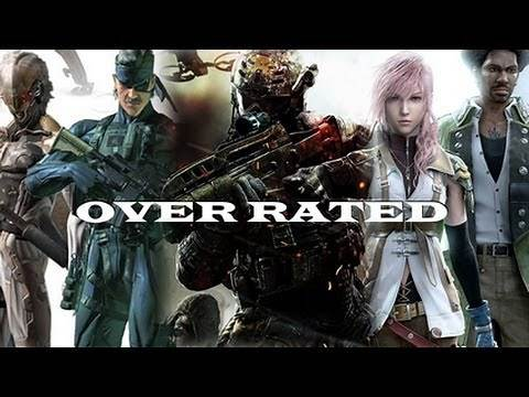 Top 10 Overrated Video Game Franchises
