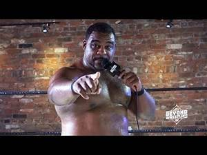 Keith Lee bids farewell to Beyond Wrestling (NXT TakeOver: Chicago)