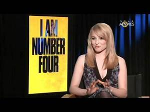 STAR Movies VIP Access: I Am Number Four - Dianna Agron (Part 1/2)