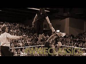 WWE Classics- U.K. Fan Favorites 1993, Undertaker vs Bam Bam Bigelow