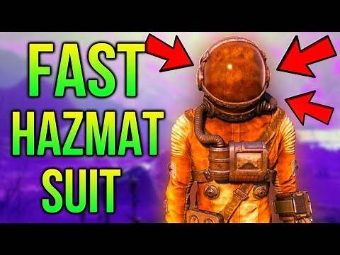 Fallout 76 Hazmat Suit Location (FAST GUIDE)!