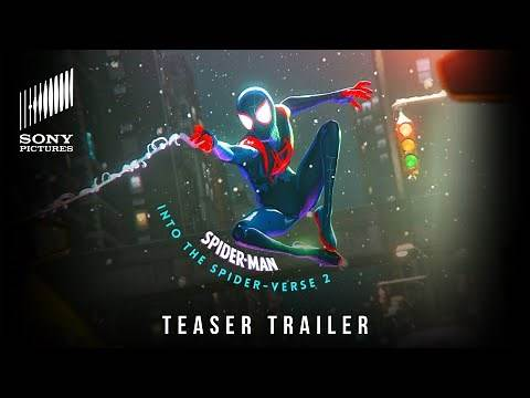 SPIDER-MAN: INTO THE SPIDER-VERSE (2022) Teaser Trailer | Sony Pictures
