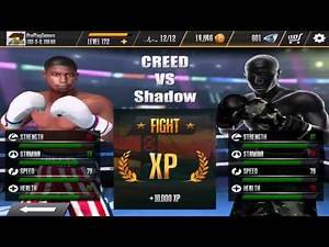 Real Boxing 2 CREED: Gameplay [Philadelphia] Adonis Creed Vs. Liberator and Shadow
