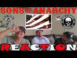 """SONS OF ANARCHY SEASON 2 EPISODE 3 REACTION """"FIX"""""""