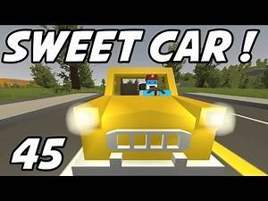 """UNTURNED - E45 """"Russian Yellow Auto!"""" (Unturned Role-Play)"""