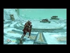 God of War 4| Enter Helheim + Blades of Chaos gameplay