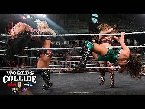 Women's Battle Royal: WWE Worlds Collide, May 1, 2019